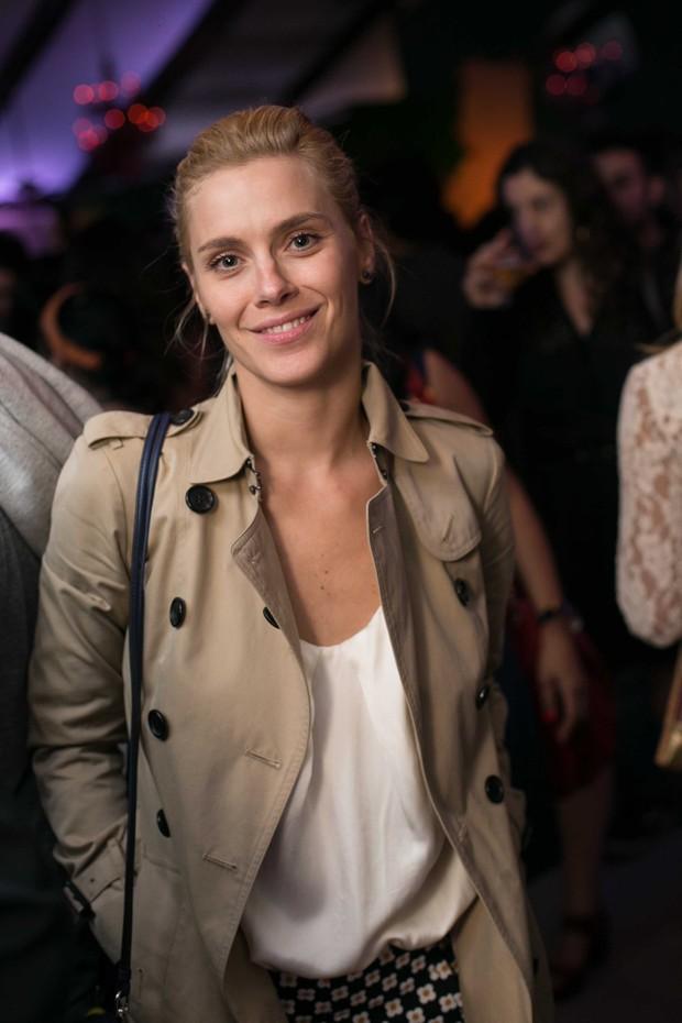 Carolina Dieckmann em festa do filme 'Minutos Atrás' (Foto: Marcos Samerson/Agência We Love Photo!/Divulgação)