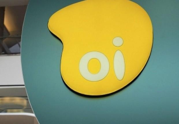 Logo da operadora de telefonia Oi no Rio de Janeiro (Foto: Nacho Doce/Reuters)