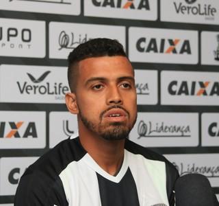 Diego Torres Figueirense (Foto: Luiz Henrique/FFC)