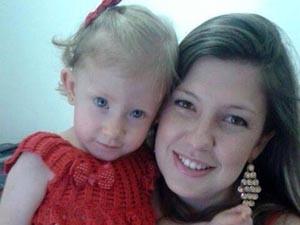 Mãe e filha morreram afogadas (Foto: Reprodução/Facebook)