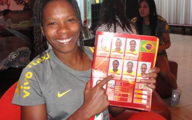 Formiga - Brasil (Foto: Arquivo pessoal)