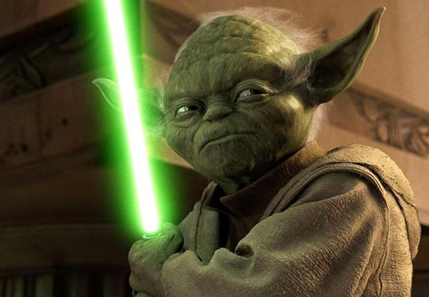 Yoda Mestre Jedi Star Wars (Foto: Reprodução internet)