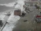 Brasileiros nos EUA relatam passagem da tempestade Sandy