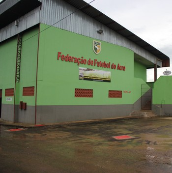 Sede da FFAC (Foto: João Paulo Maia)