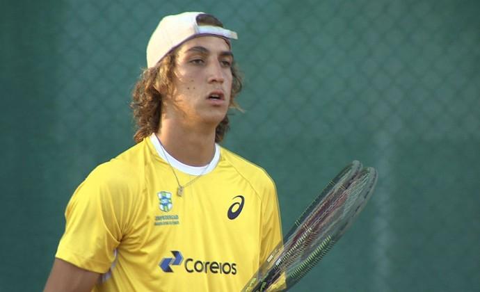 Felipe Meligeni (Foto: Reprodução/TV Vanguarda)