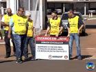 Agentes penitenciários de Mirandópolis aderem à greve estadual