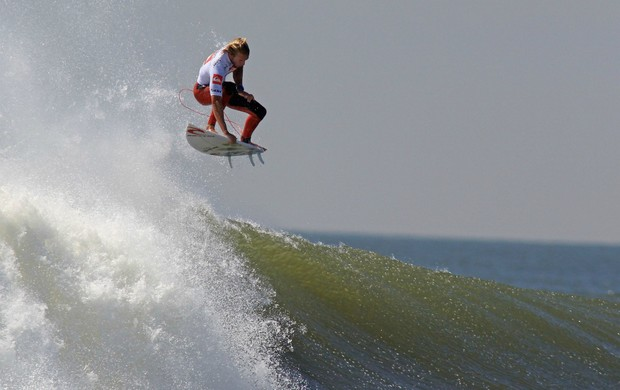 surfe Owen Wright  final Mundial nova york (Foto: Getty Images)