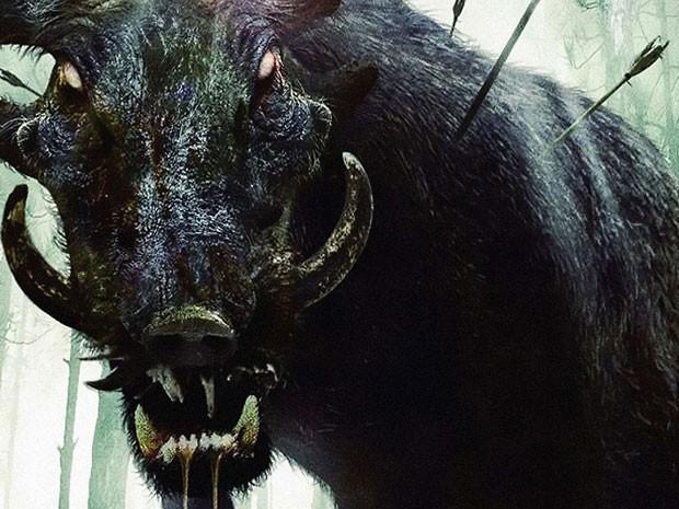 Cena de 'Pig hunt' (Foto: Divulgação)