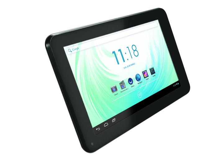 Wind é o novo tablet da Tectoy (Foto: Divulgação/TecToy)