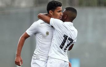 Santos bate Novorizontino e larga na frente nas quartas do Paulista sub-17