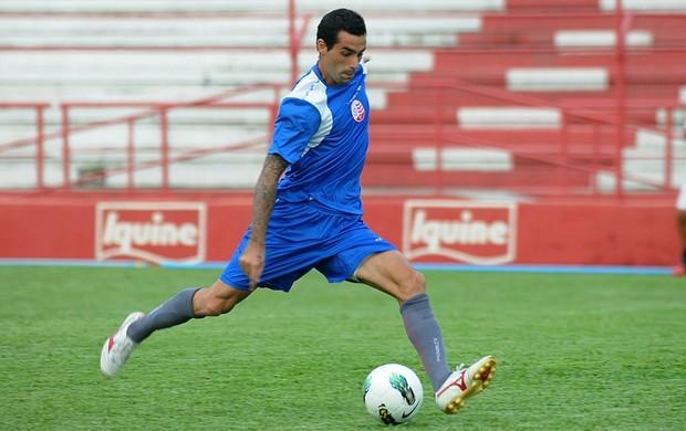 Andrés Romero - Náutico (Foto: Aldo Carneiro / Pernambuco Press)