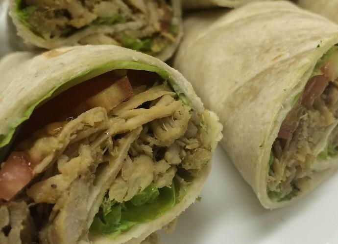 Molho de Abacate é um complemento para o sanduíche  (Foto: Mais Você/Gshow)