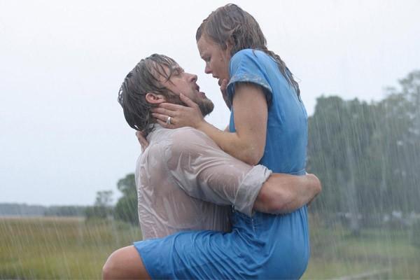 Ryan Gosling e Rachel McAdams em 'Diário de uma Paixão' (Foto: Divulgação)