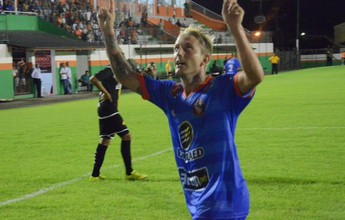 Criciúma negocia com Aldair, meia  que atuou pelo Camboriú no estadual