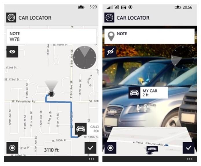 Car Locator é outro aplicativo que dá a localização exata do local onde o carro está estacionado (Foto: Divulgação)