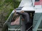 Obama parte em viagem a Arábia Saudita, Alemanha e Grã-Bretanha