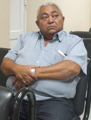 Hozano Pires, presidente do GEL (Foto: Eduardo Dias)