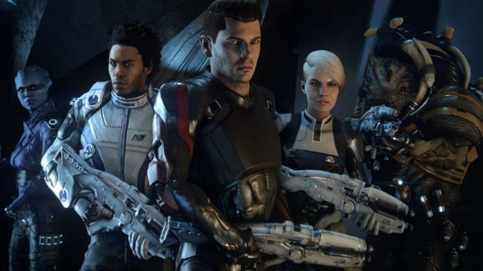 Mass Effect Andromeda tem roteiro fraco, mas sua equipe consegue cativar (Foto: Divulgação/EA)