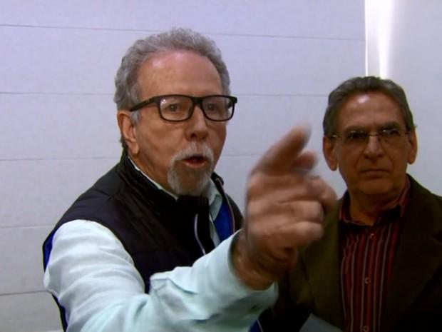 Prefeito de São Sebastião do Paraíso, Rêmolo Aloísio (Foto: Reprodução EPTV)