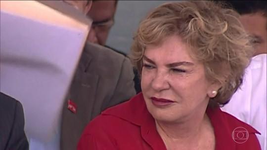 Marisa Letícia passa por novo procedimento após AVC