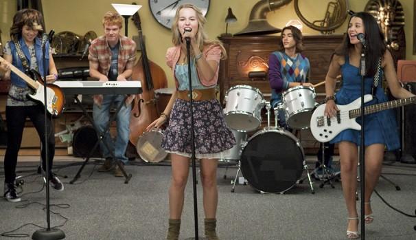 Divirta-se com 'Lemonade Mouth: Uma Banda Diferente' (2011), neste sábado, dia 7 (Foto: Divulgação/Reprodução)