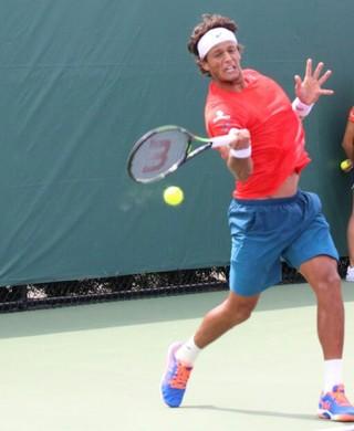 Feijão Masters 1000 de Miami (Foto: André Valle)