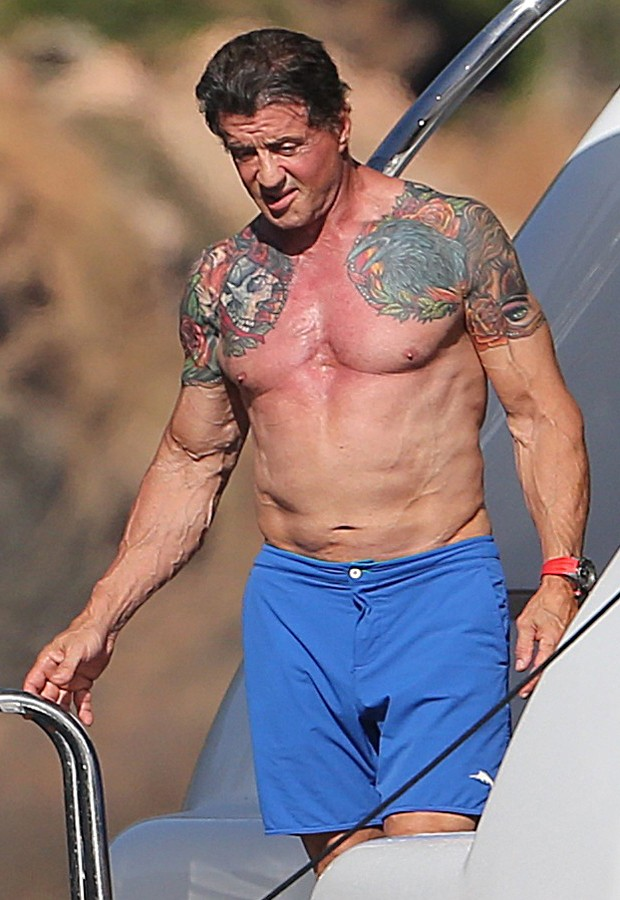 Sylvester Stallone (Foto: Splash News / AKM-GSI)