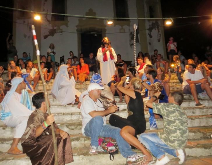 Paixão de Cristo Fernando de Noronha 4