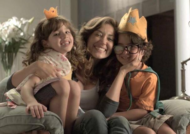 Vídeo homenageia o Dia das Mães (Foto: Reprodução/TV Fronteira)