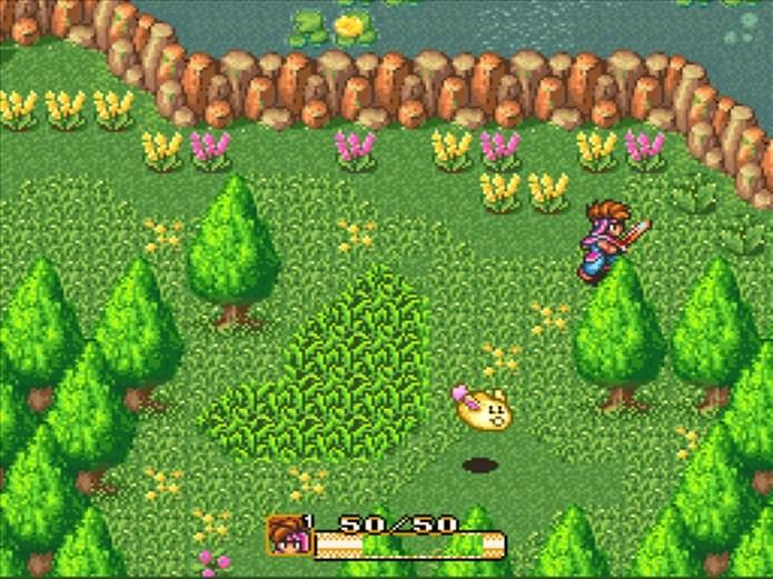 Um dos jogos mais belos e refinados do Super Nintendo (Foto: Reprodução)