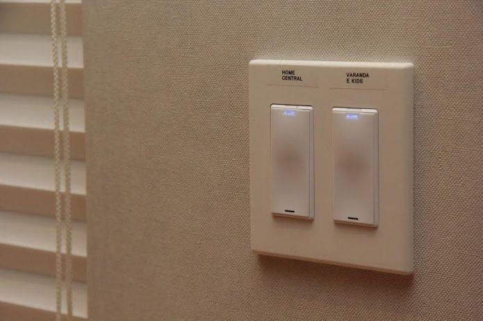 O controle do sistema do Grupo Feliza também é feito por smartphones ou tablets (Foto: Divulgação)