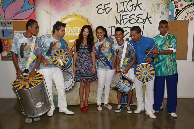 Megan Fox (Foto: Manuela Scarpa/Foto Rio News)