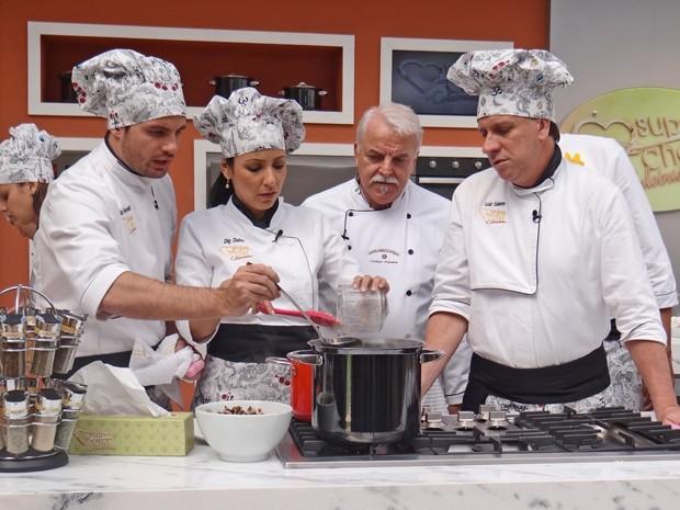 Workshop Risotos1 (Foto: Mais Você / TV Globo)