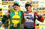 6ª etapa - Marcos Gomes e Sérgio Jimenez vencem em Curitiba (Duda Bairros/Vicar)