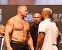 Brock Lesnar entra com ação para destituir processo movido por Hunt