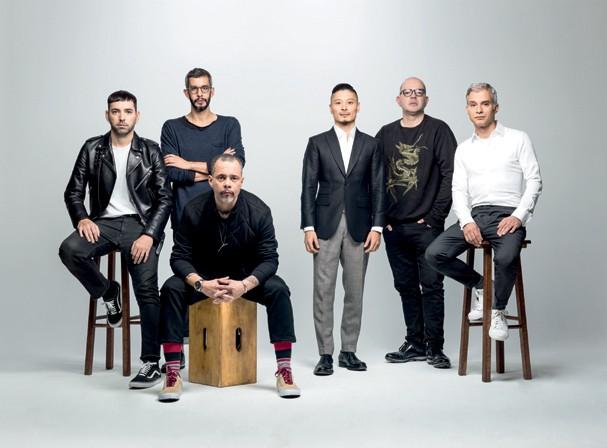 Jurados do Prêmio Novos Talentos GQ + Reserva (Foto: Divulgação)