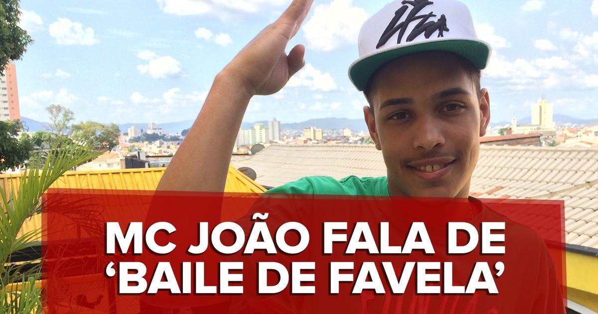 841ce0f4cf G1 -  Baile de favela  muda vida de Mc João