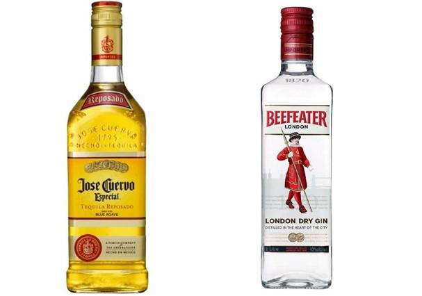 Gim e tequila (Foto: Divulgação)