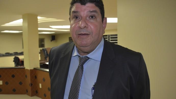 francisco di lorenzo serpa, auditor do tjd-pb (Foto: Phelipe Caldas / GloboEsporte.com/pb)