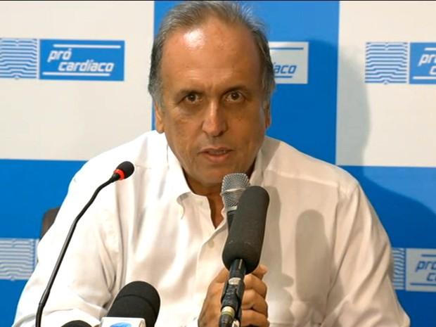 Governador do Rio, Fernando Pezão, é diagnosticado com linfoma não-Hodgkin (Foto: Reprodução/GloboNews)