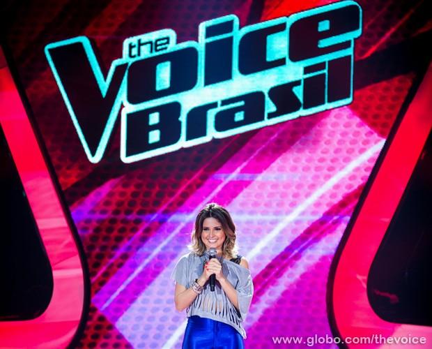 Jullie Primeira Audição (Foto: Isabella Pinheiro/TV Globo)