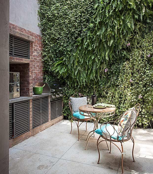 jardim vertical ideias:Jardim vertical: 25 ideias para montar o seu – Casa e Jardim