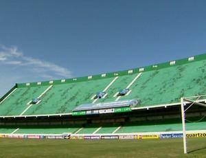 Brinco de Ouro, estádio do Guarani (Foto: Reprodução / EPTV)