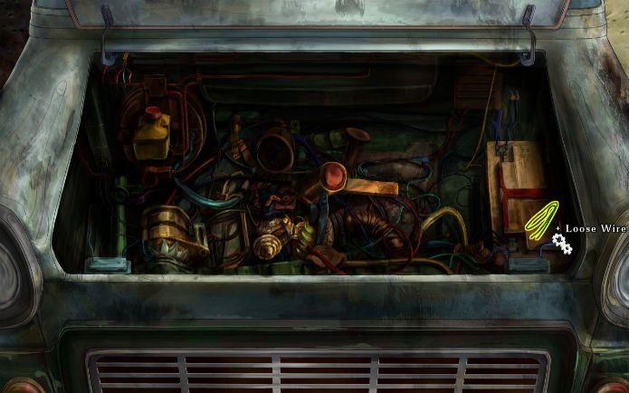 Broken Sword 5: Puzzles clássicos do gênero (Foto:Reprodução/Lílian Moreira)