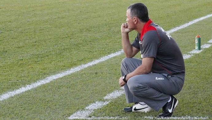 Mazola Júnior, técnico do CRB (Foto: Júnior de Melo/Divulgação CRB)