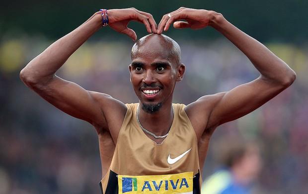 Mo Farah, Atletismo (Foto: Getty Images)