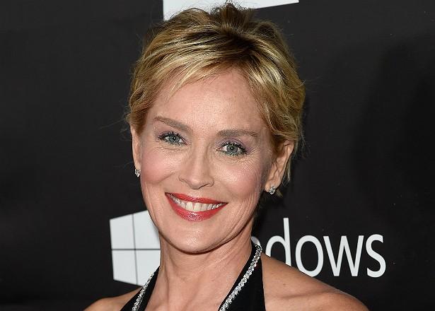Os três filhos da atriz Sharon Stone são adotados. (Foto: Getty Images)