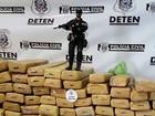 Polícia apreende quase uma tonelada de maconha em Cariacica, ES