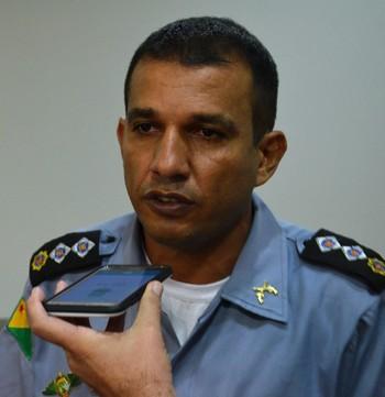 Major Edener Franco, diretor de futebol (Foto: Duaine Rodrigues)