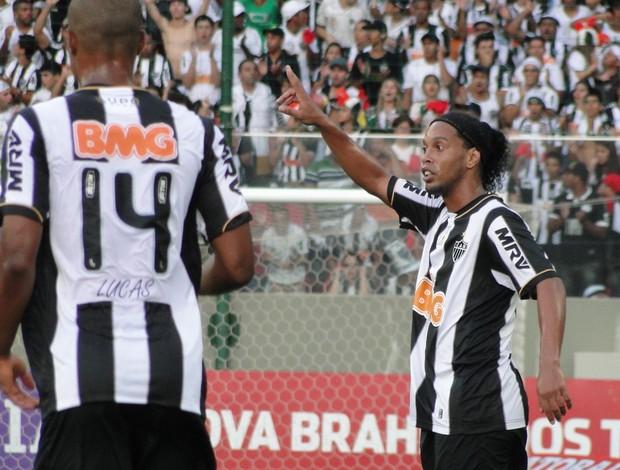 Ronaldinho Gaúcho (Foto: Maurício Paulucci )